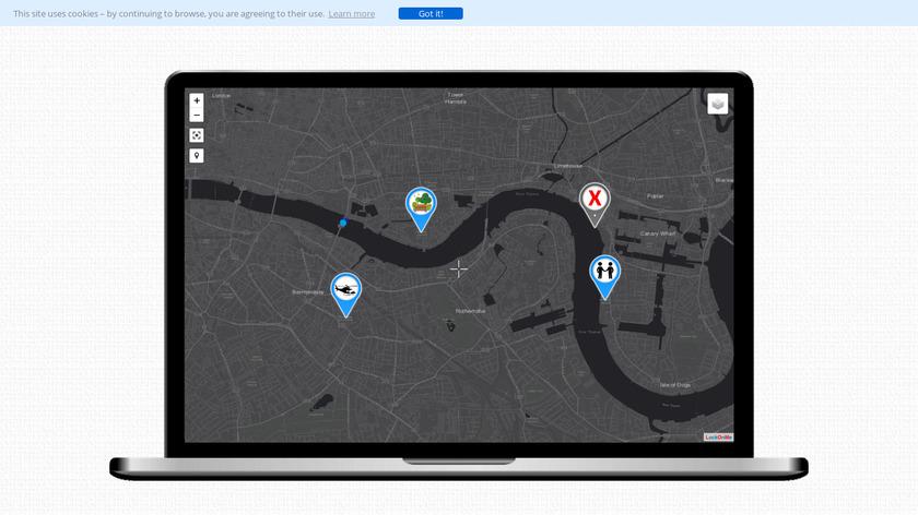 LockOnMe Landing Page