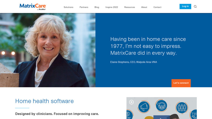 Brightree Landing Page