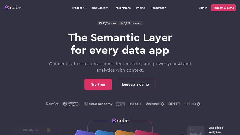 Statsbot Landing Page