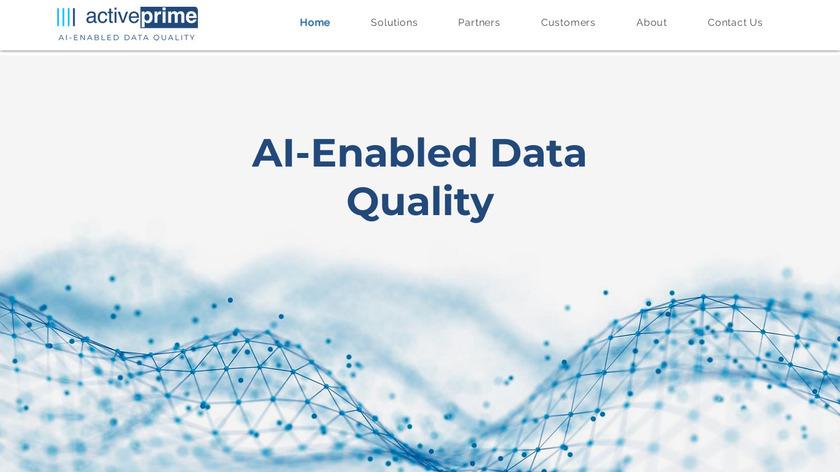 ActivePrime Landing Page
