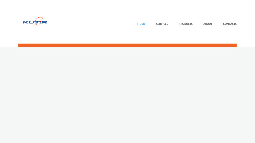 TechDispatch Landing Page