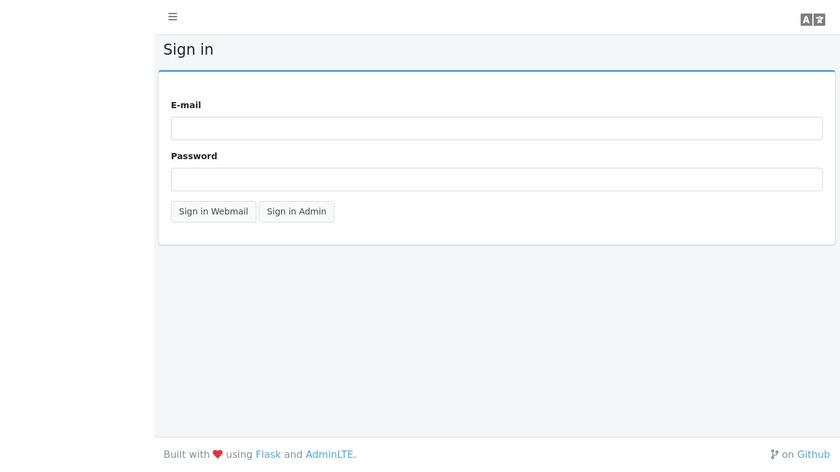 Mediaman Landing Page