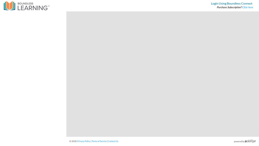OpenGeo Suite Landing Page