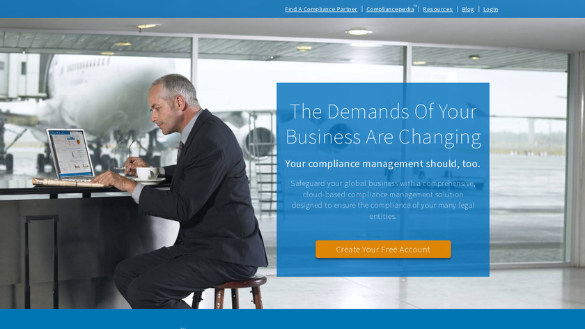 Comply Global Landing Page