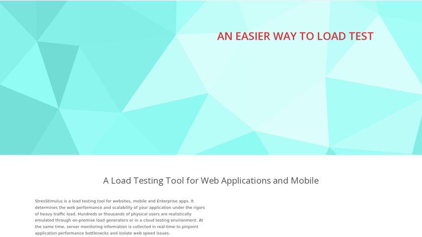 StresStimulus Landing Page