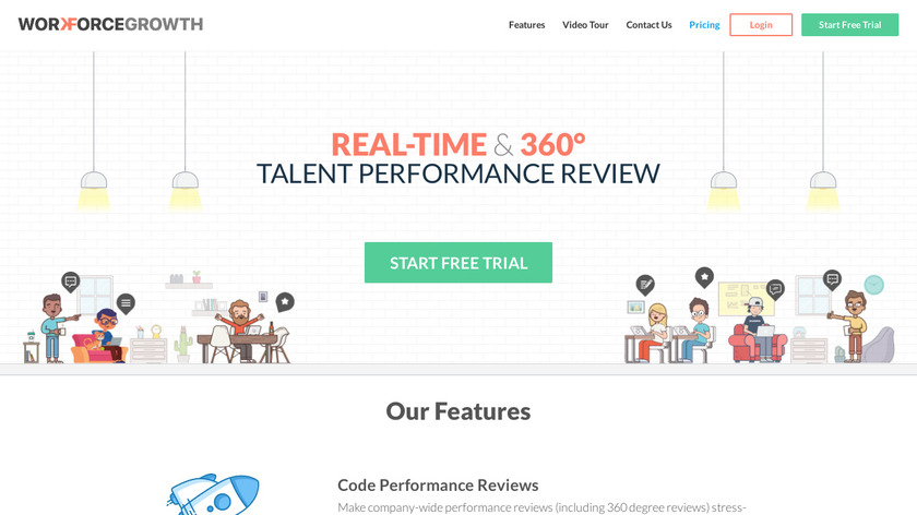 WorkforceGrowth Landing Page