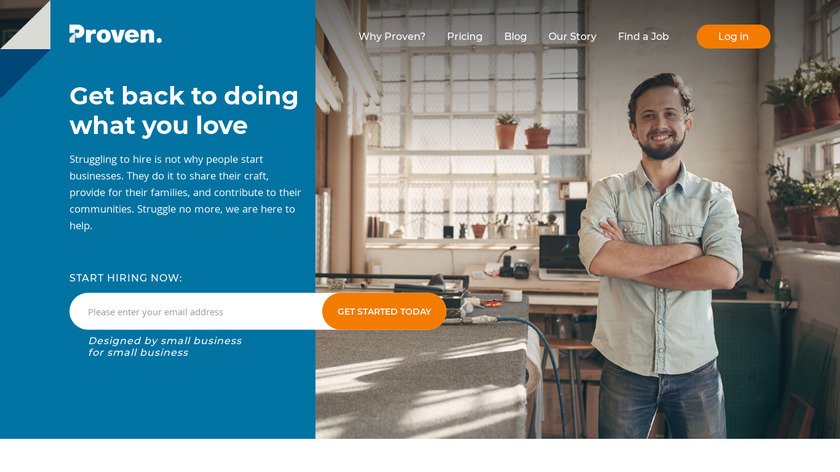 Proven Landing Page