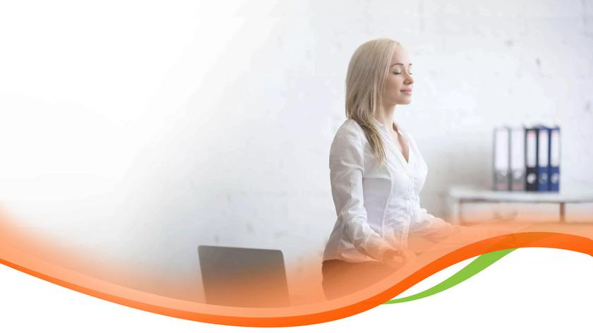 OrangeHRM Landing Page