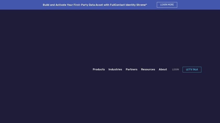 FullContact Landing Page