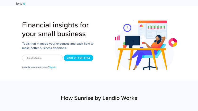 Billy Landing Page