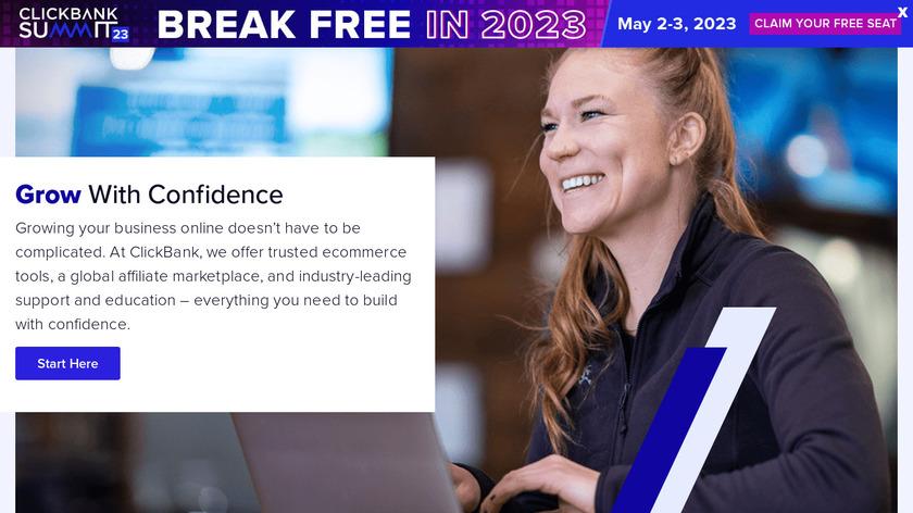 ClickBank Landing Page