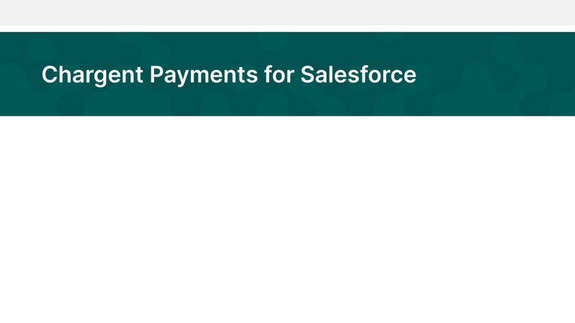 Chargent Landing Page