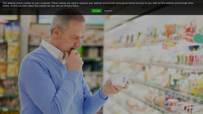 PriceBeam Landing Page