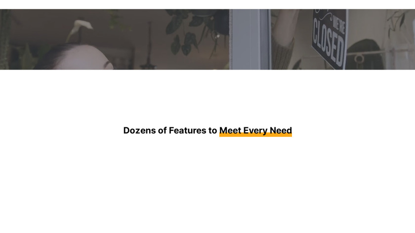 FluentStream Landing Page