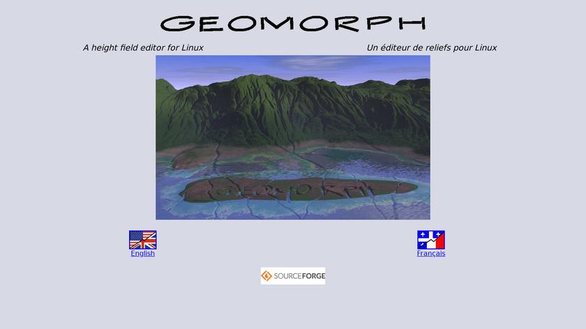 Geomorph Landing Page