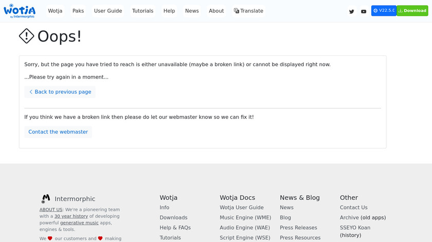 Noatikl Landing Page