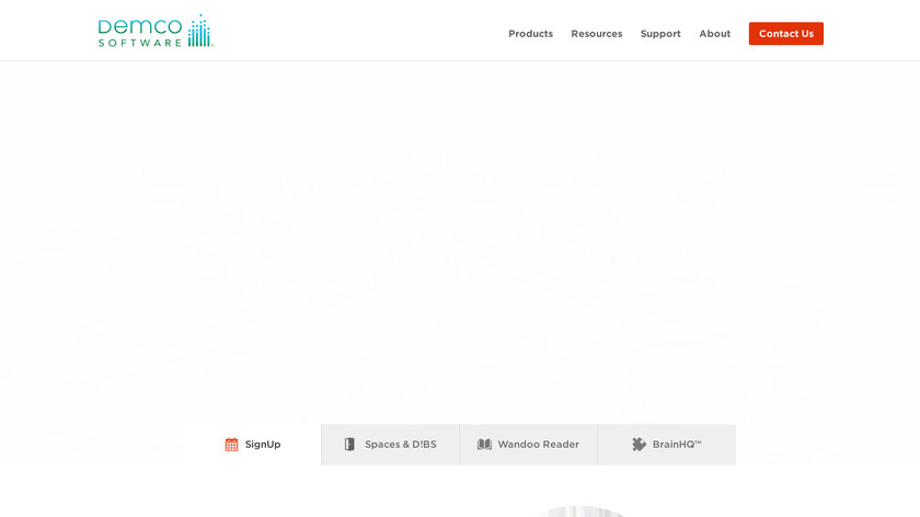 Boopsie for Libraries Landing Page