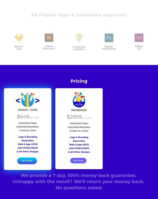 Draftss Pricing