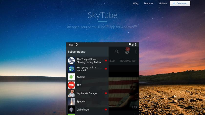 Compare NewPipe VS SkyTube - SaaSHub