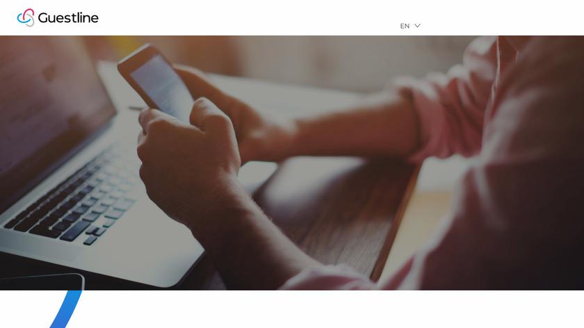 Rezlynx PMS Landing Page