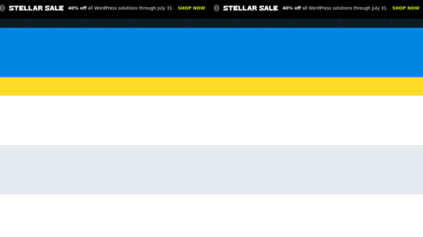 iThemes Security Landing Page