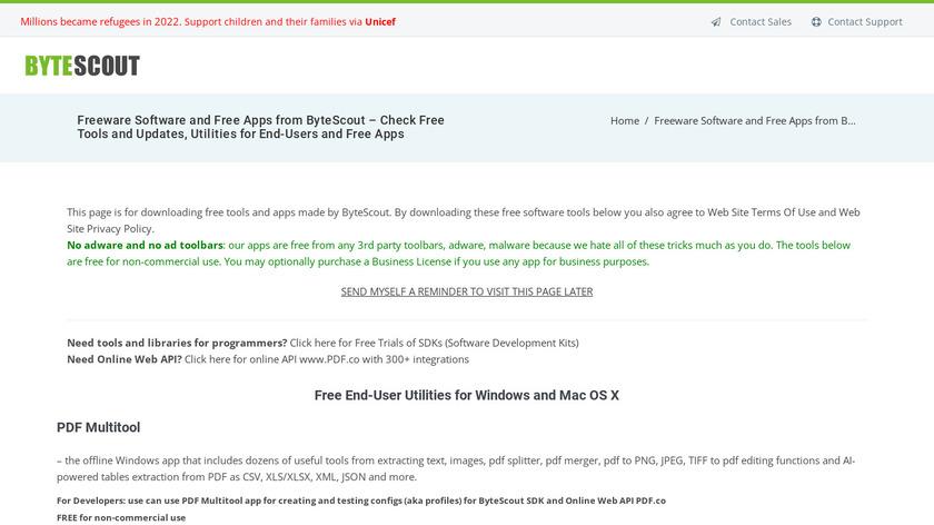Post2blog Landing Page