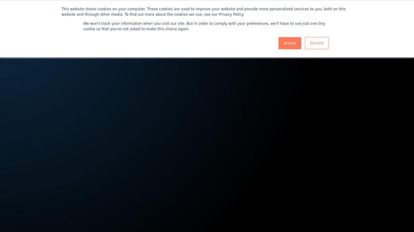 Spamfence.net Landing Page