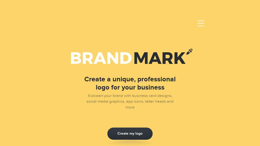 Brandmark Landing Page