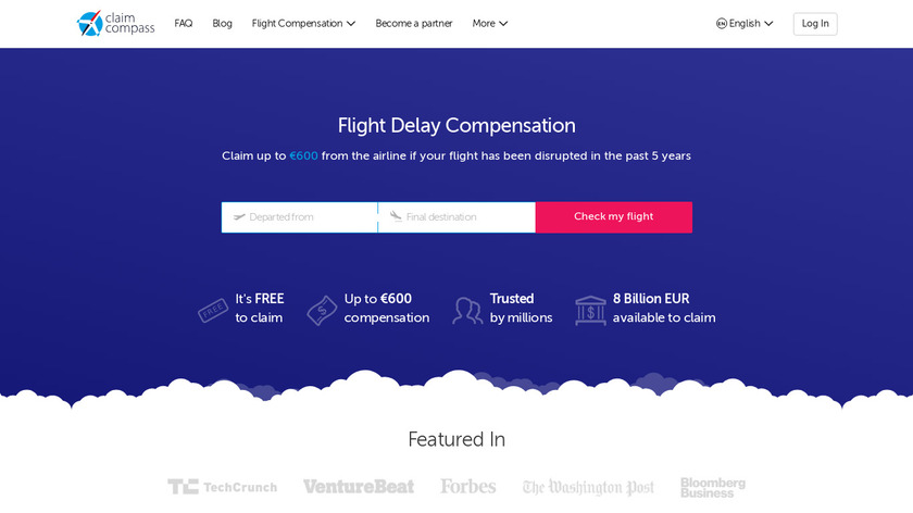 Service Landing Page