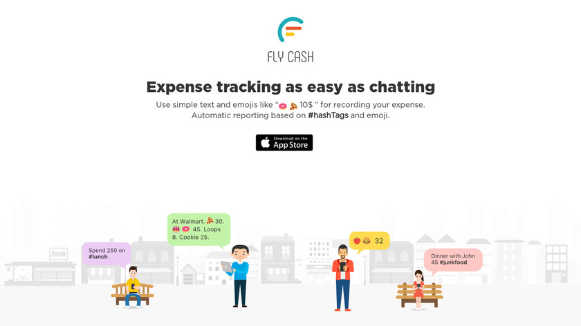 Fly Cash Landing Page