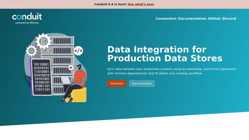 Conduit Landing Page