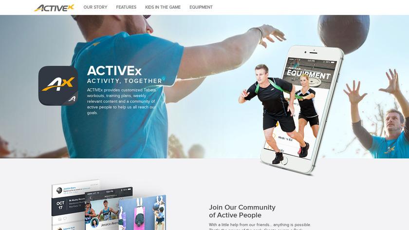 ACTIVEx Landing Page