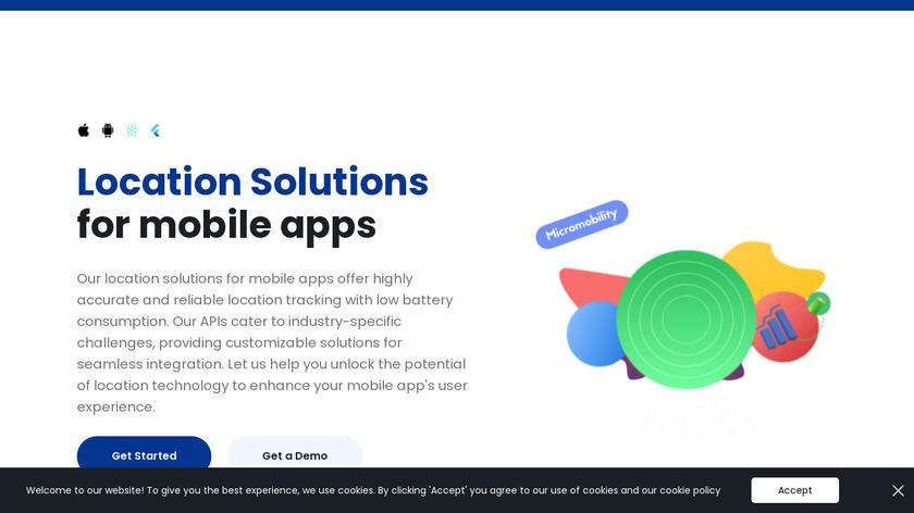 GeoSpark Landing Page