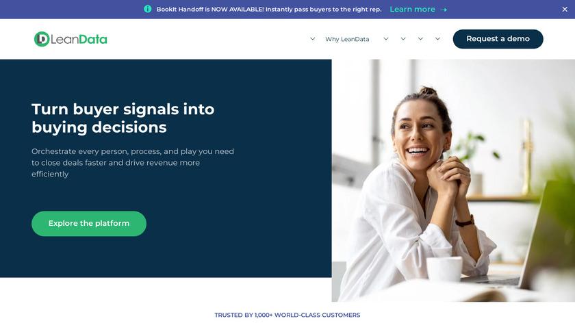 LeanData Landing Page