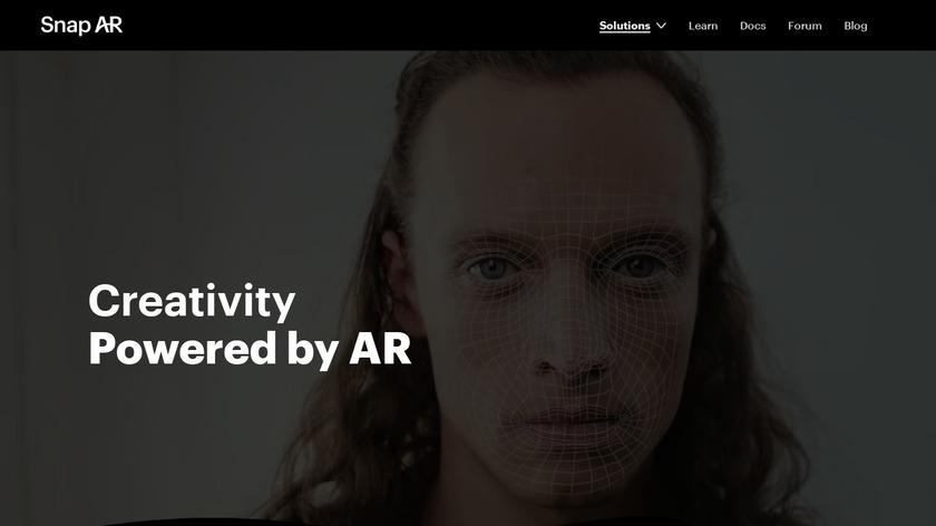 Snap Art Landing Page