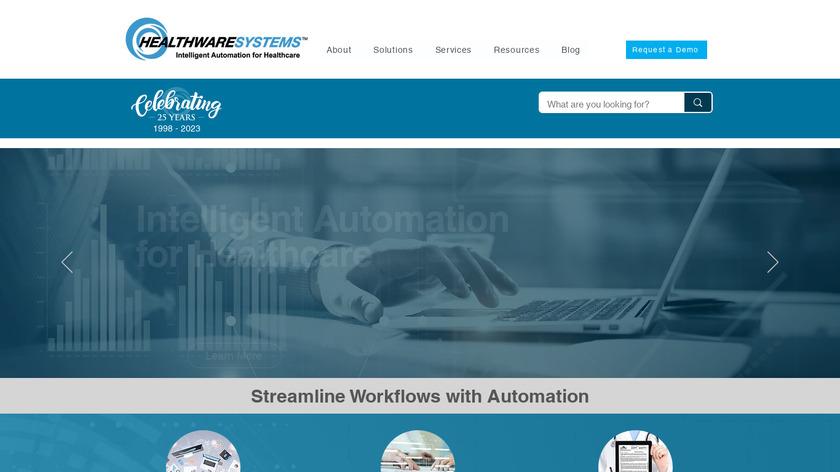 ActiveTRACK Landing Page
