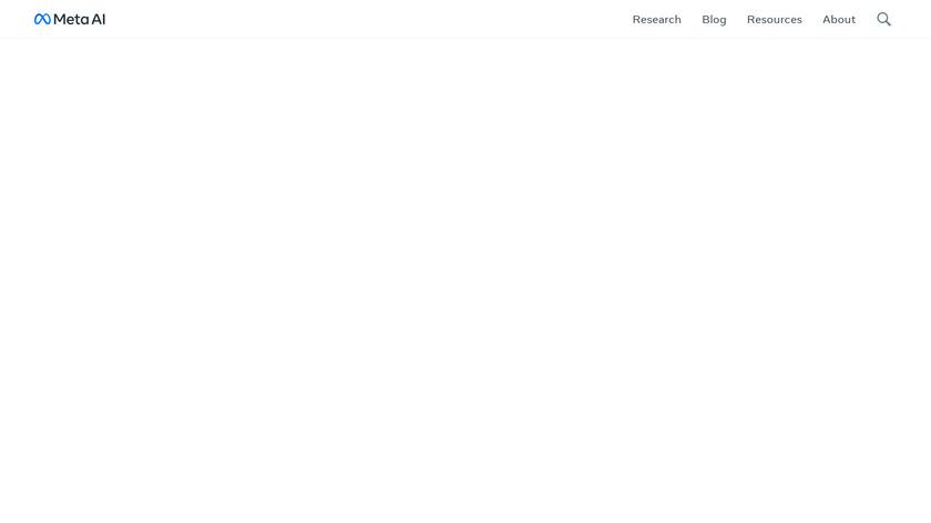 Facebook.ai Landing Page