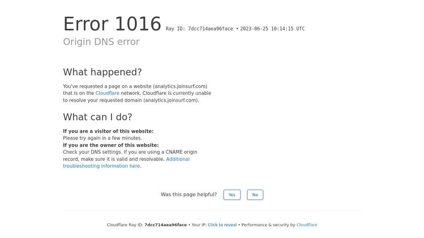 SocialRank Landing Page