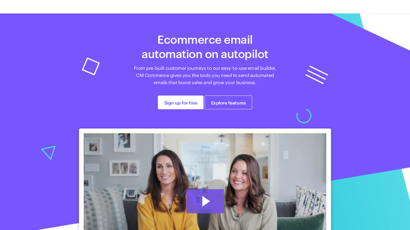 Keep Your Friends Close Landing Page