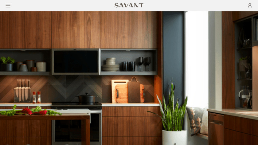 Noon Smart Lighting System Landing Page