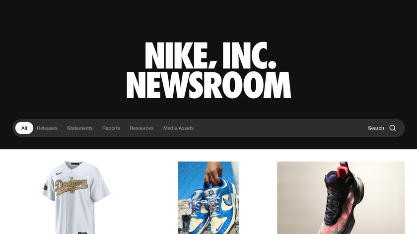 Apple Watch NikeLab Landing Page