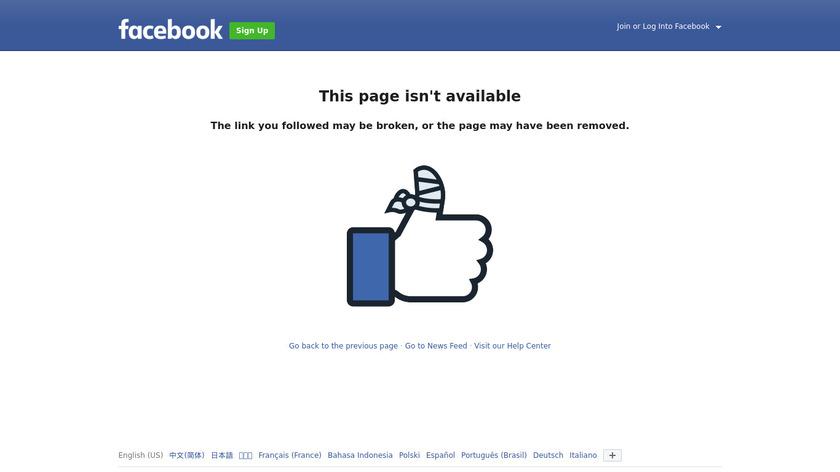 Facebook 3D Photos Landing Page