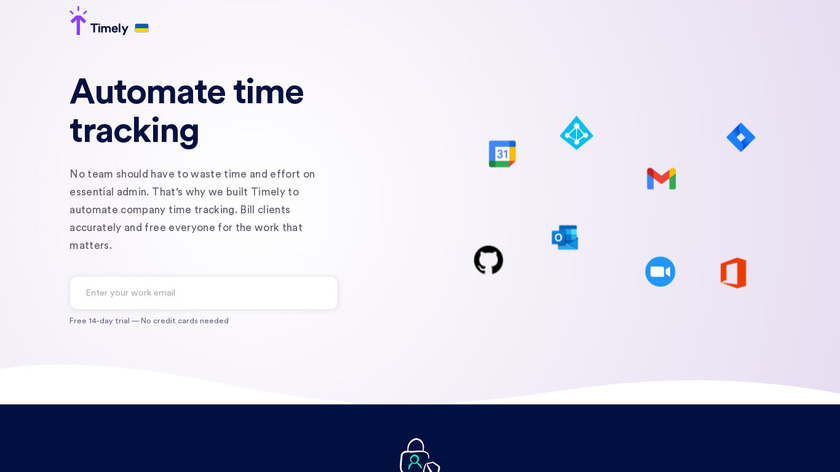 Memory by Timely Landing Page