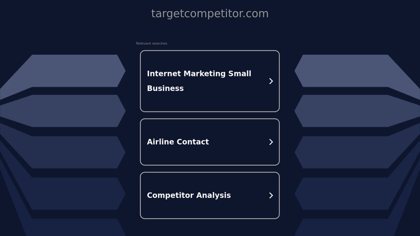 Target Your Competitor Landing Page