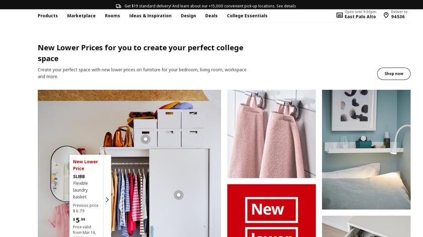 Ikea Bekant Standing Desk Landing Page