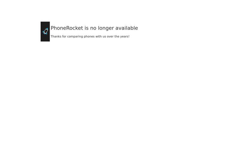 PhoneRocket Landing Page