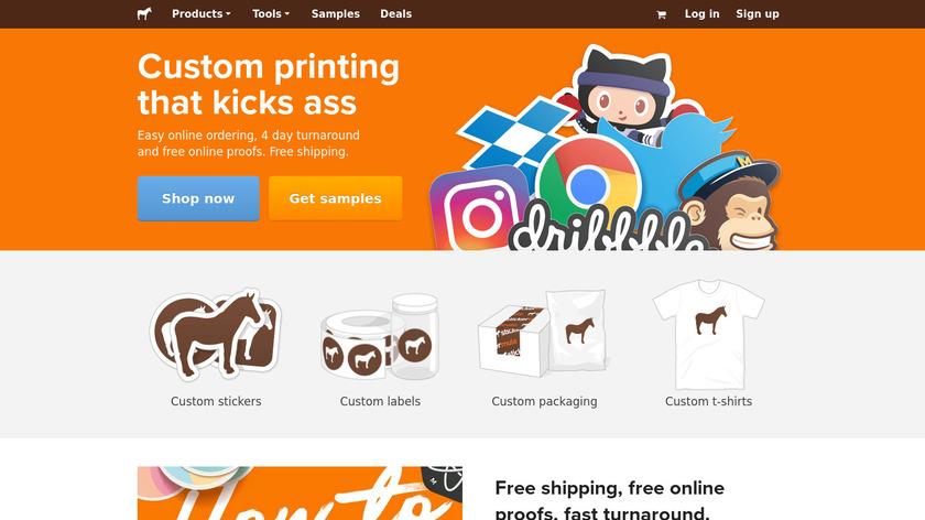 Framed Tweets Landing Page
