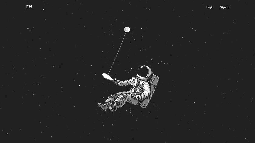 Re Landing Page