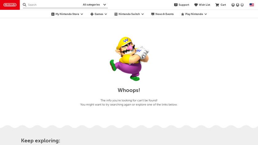 Nintendo Labo Landing Page