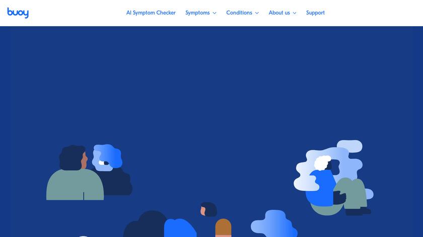 Buoy Health Landing Page
